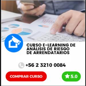 Curso E-learning de Análisis de Riesgo de Arrendatarios